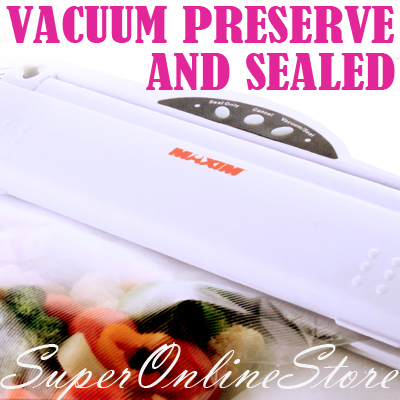MAXIM-Vacuum-Food-Saver-Preservation-Heat-Sealer-Bags
