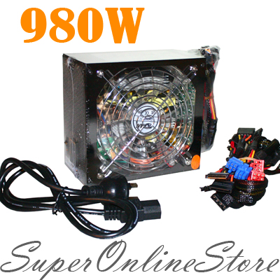 1400mm-Fan-True-980W-Gaming-ATX-PSU-Power-Supply-Quiet-IDA-SATA-CPU-Motherboard