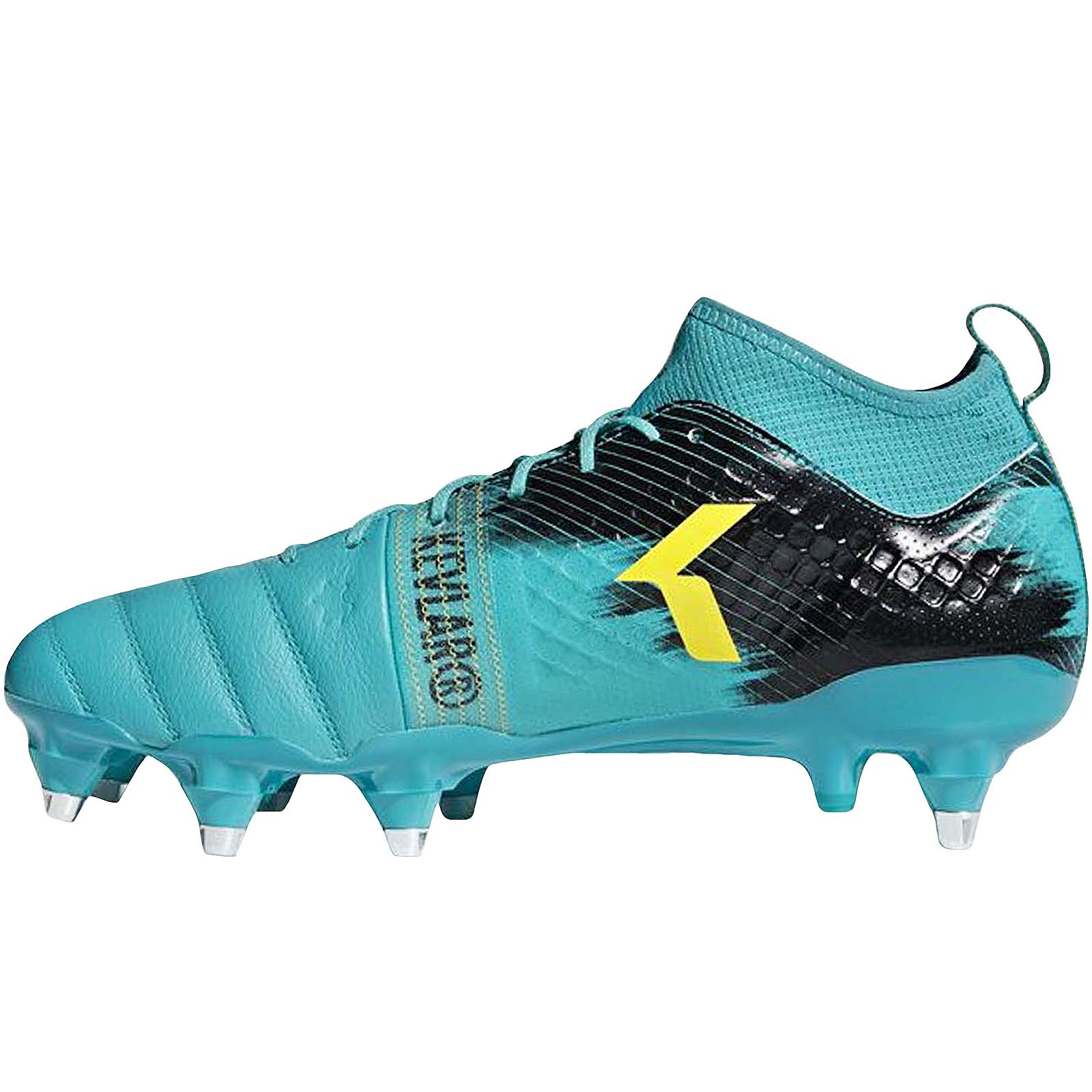 adidas Performance Mens Kakari X Kevlar SG Rugby Training Shoes Trainers Boots