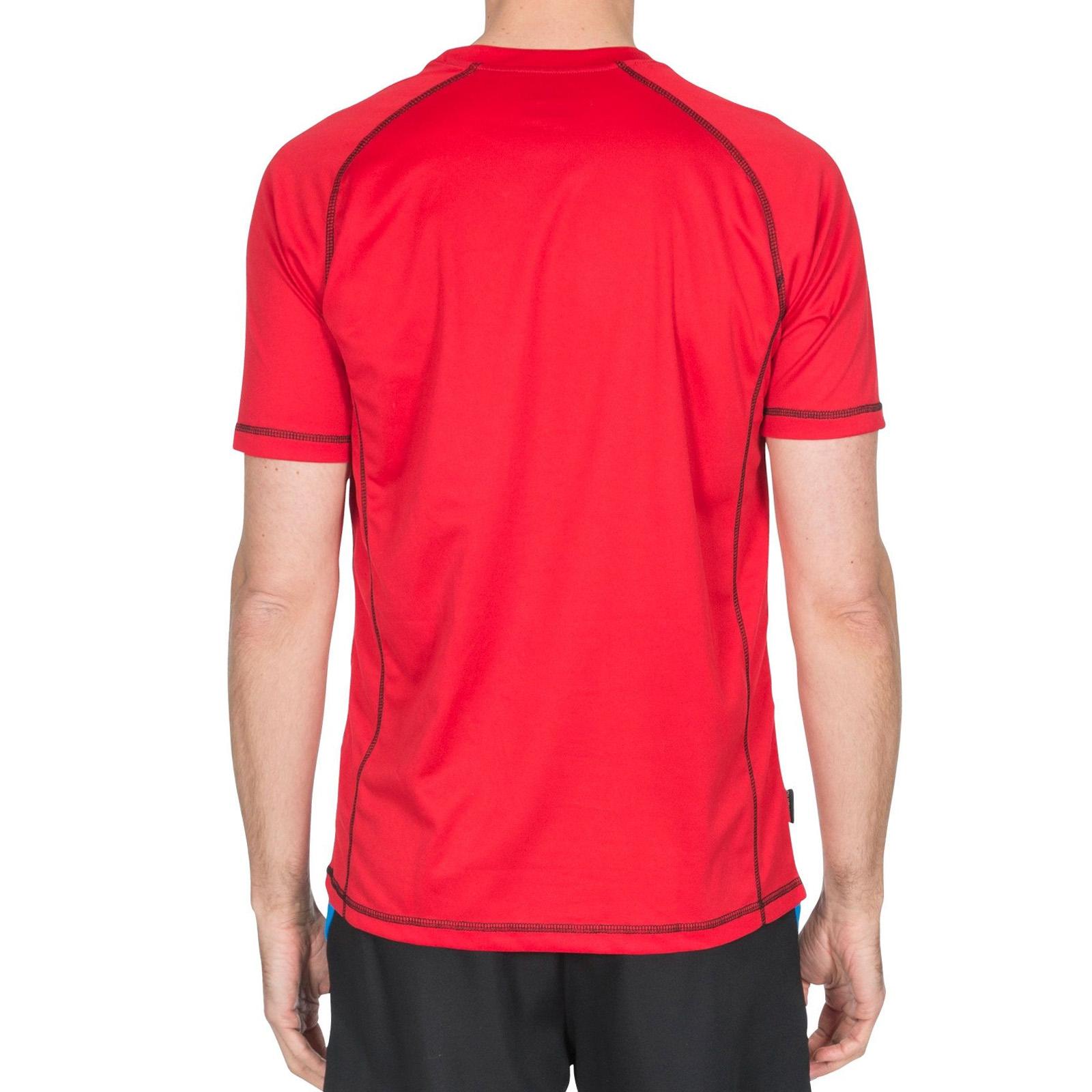Trespass Mens Albert Crew Neck Outdoors Quick Dry Active T-Shirt Tee Top