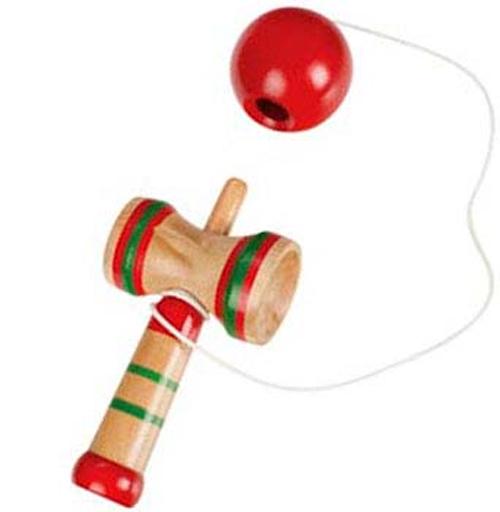 Japan Traditional Toys : Toysmith kendama traditional japanese skill wood ebay