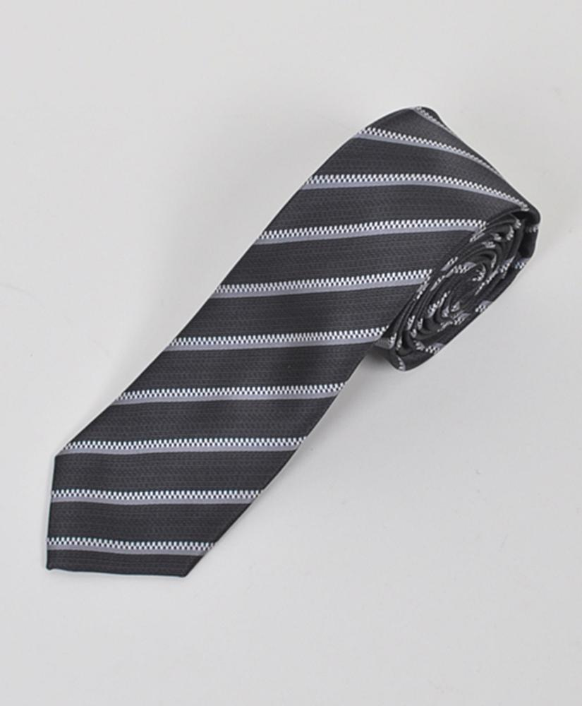 "Dapper World New Men's Black 2.5"" Slim Microfiber Woven Slim Tie MPWS100BK at Sears.com"