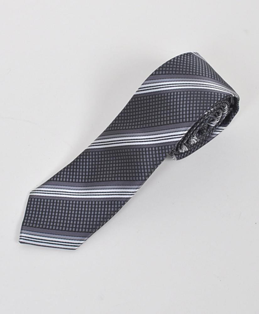 "Dapper World New Men's Black 2.5"" Slim Microfiber Woven Slim Tie MPWS106BK at Sears.com"