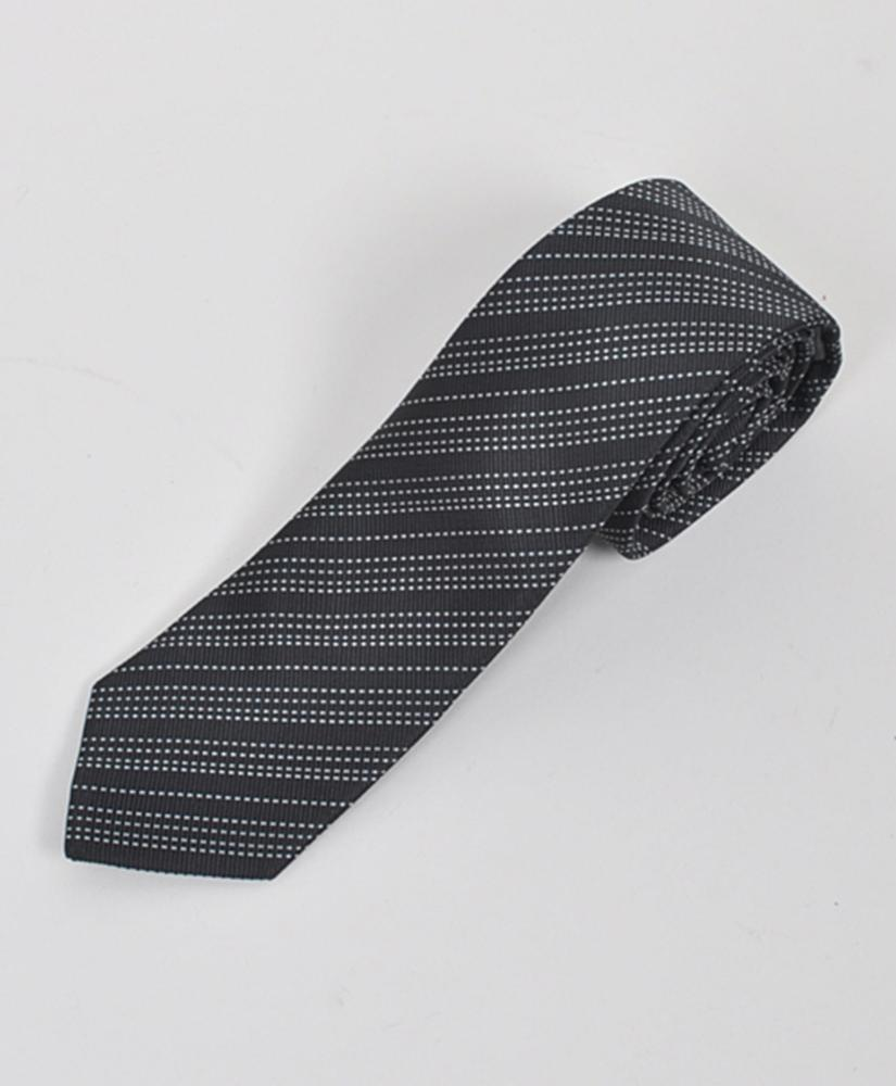 "Dapper World New Men's Black 2.5"" Slim Microfiber Woven Slim Tie MPWS107BK at Sears.com"