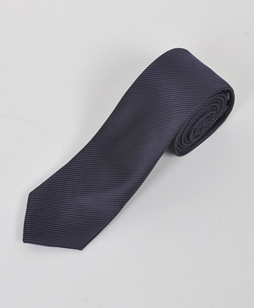 "Dapper World New Men's Black 2.5"" Slim Microfiber Woven Slim Tie MPWS109BK at Sears.com"