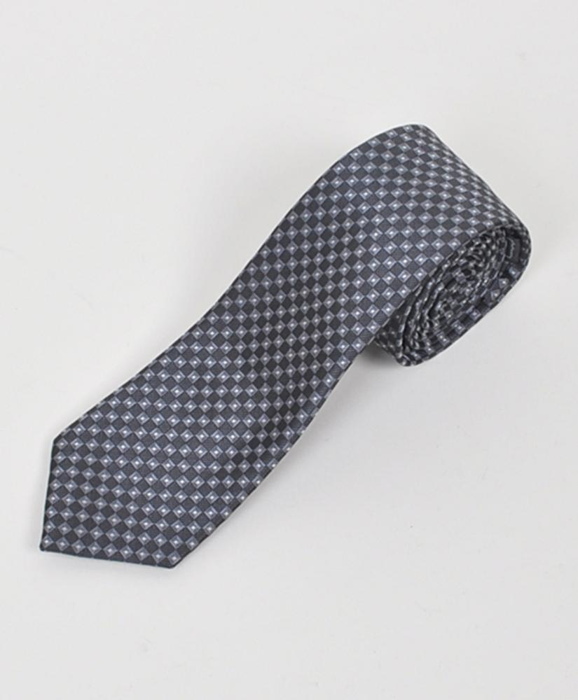"Dapper World New Men's Black 2.5"" Slim Microfiber Woven Slim Tie MPWS113BK at Sears.com"