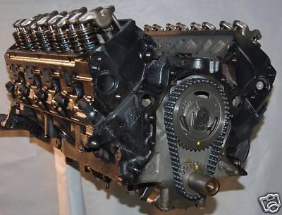 Ford Remanufactured Engine 302 5.0 V8 F150 1994 - 1996 ...