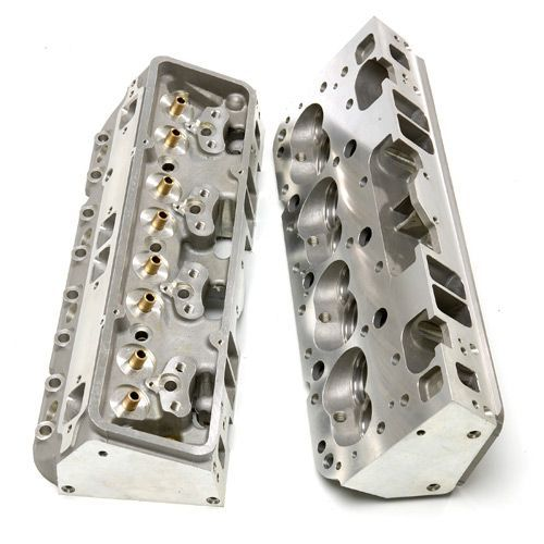 New Bare 350 Chevrolet SBC Chevy Cylinder Heads Fits