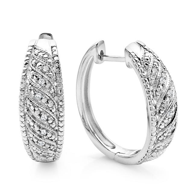 how to clean diamond earrings naturally