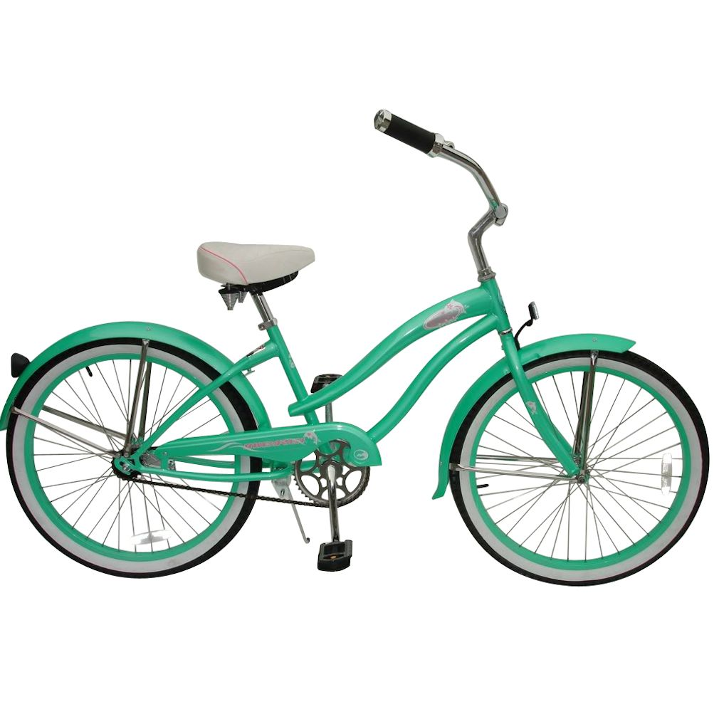 "Micargi Bicycles Rover 24"" Women's Beach Cruiser Bicycle at Sears.com"