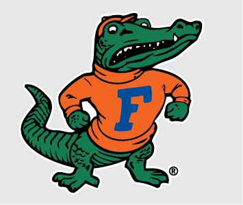 Florida Gators Mascot History http://www.cvivet.org/university-of-florida-mascot-and-colors.htm