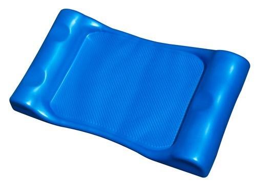 New Aqua Hammock Foam Swimming Pool Float Raft Blue Ebay