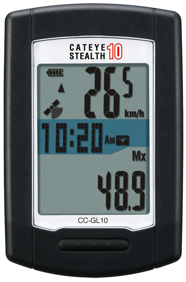 CatEye Stealth 10 GPS Cycling Computer - CC-GL10 at Sears.com