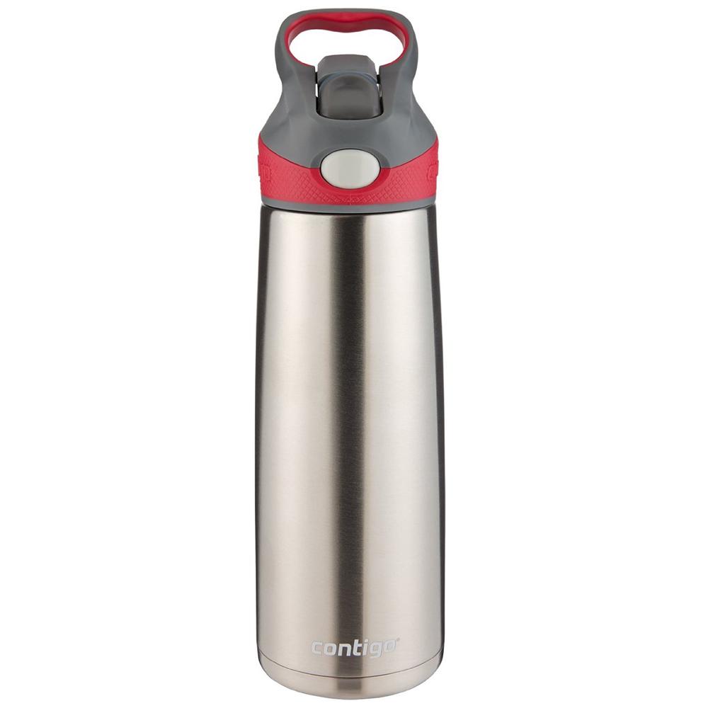 Sports Bottle Phone Case: Contigo 20 Oz. Sheffield Autospout Stainless Steel Water