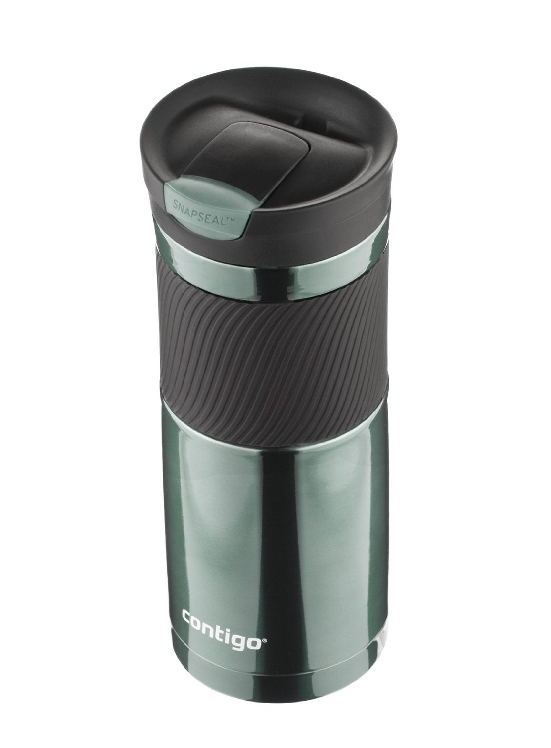how to clean stainless steel travel mug
