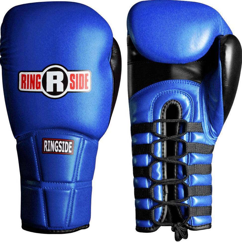 Ringside Ringside Boxing IMF Pro Fight Gloves - Blue/Black