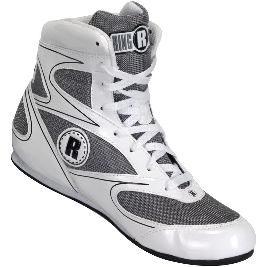Ringside Lo-Top Diablo Boxing Shoes - White at Sears.com