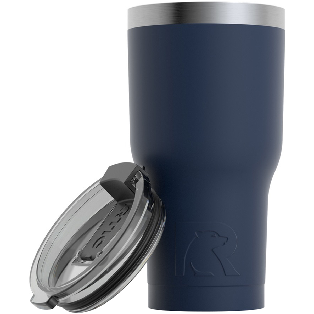 RTIC 30 oz Vacuum Insulated Stainless Steel Tumbler with Splash Proof Lid