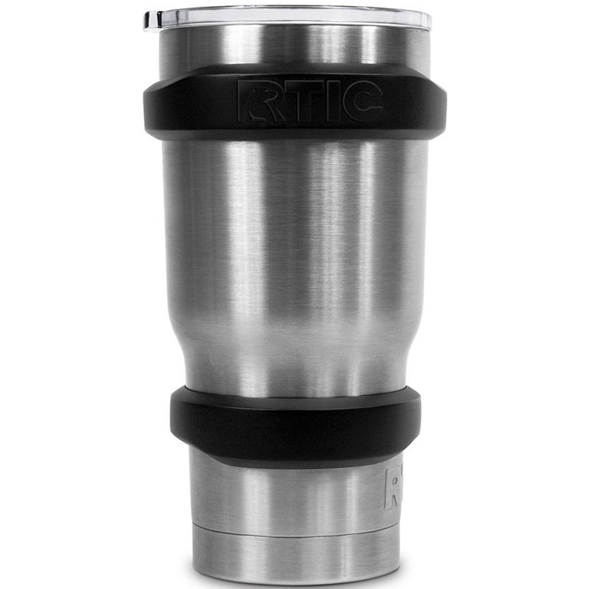 rtic coolers 30 oz tumbler bottle one piece mug handle. Black Bedroom Furniture Sets. Home Design Ideas