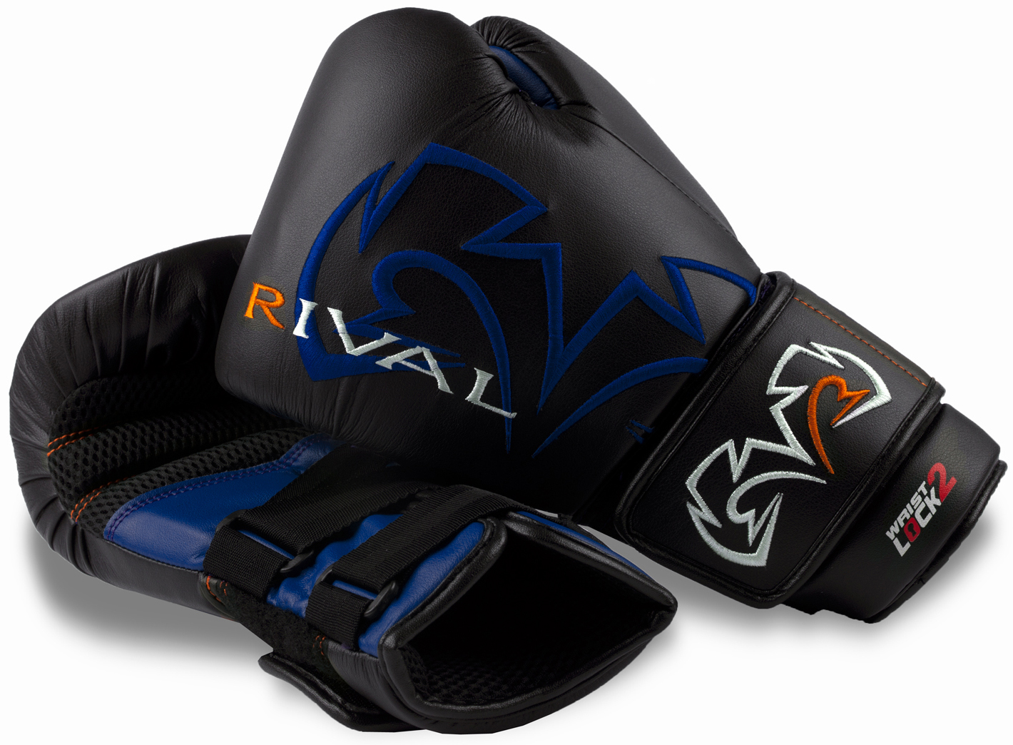 Rival Boxing Evolution Bag Gloves - Black/Navy at Sears.com