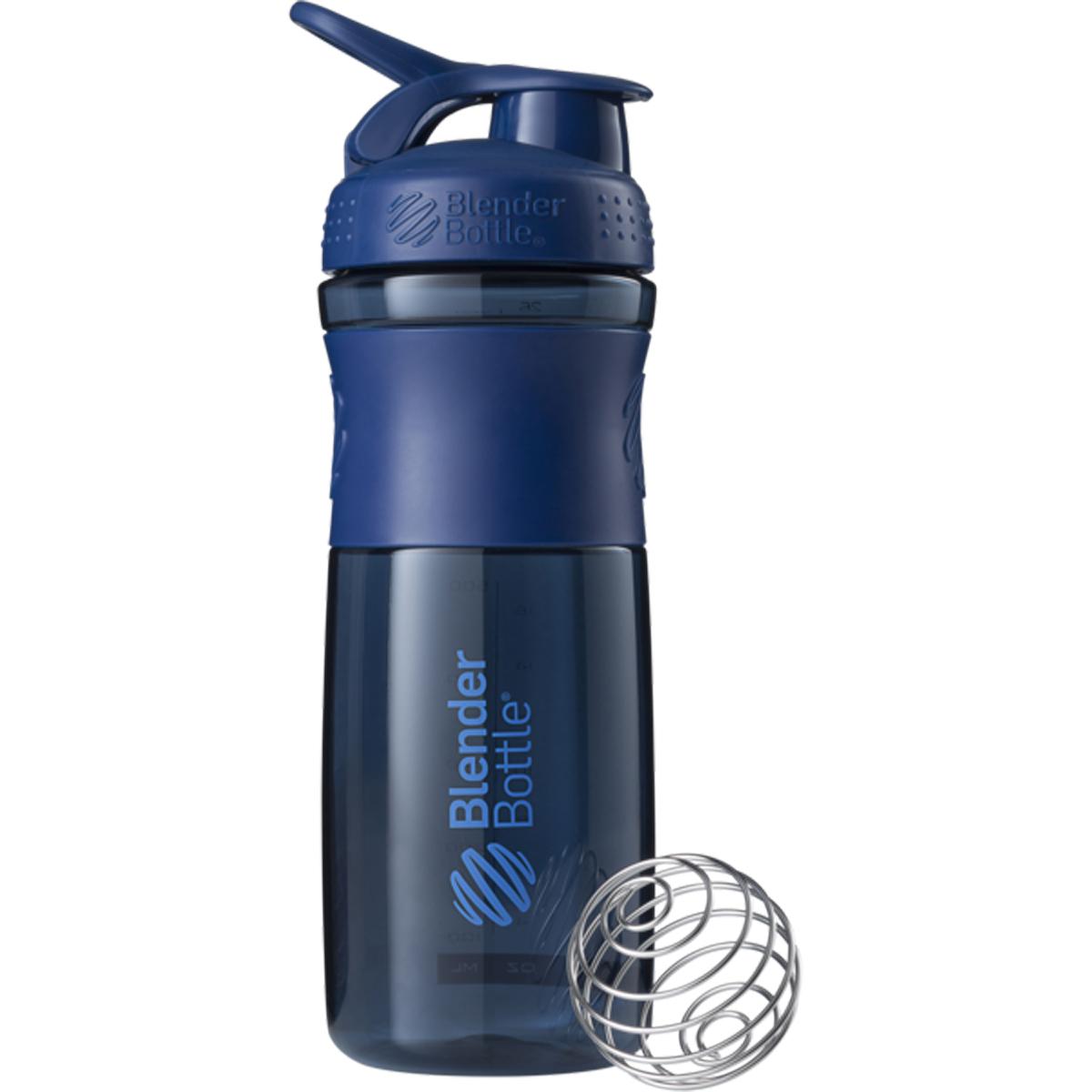 Protein Shaker Net: Blender Bottle SportMixer 28 Oz. Tritan Grip Shaker