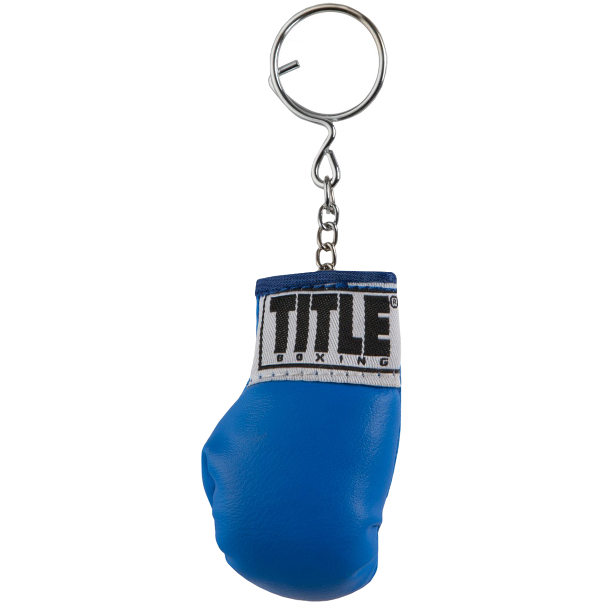 Title Boxing Authentic Detailed Mini Lace Up Glove Keychain