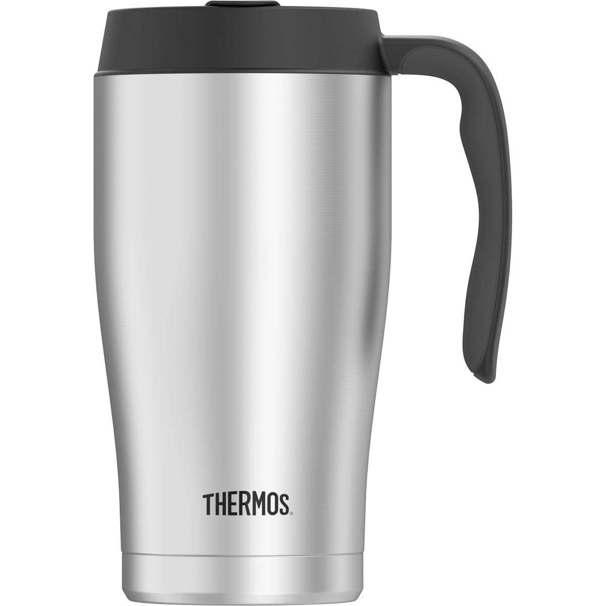 environ 623.68 g Thermos 22 oz isolation sous vide en acier inoxydable tasse avec poignée