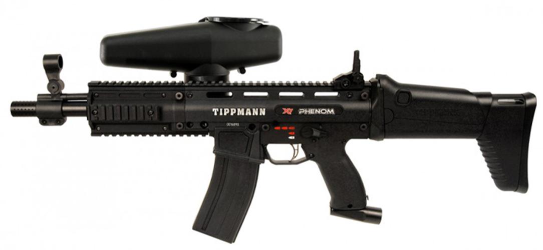 Tippmann Tippmann X7 Phenom Assault Edition Paintball Marker Gun