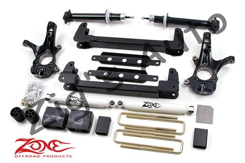 ... Lift Kit Suspension System for 2007-2013 Silverado / Sierra 1500 2WD