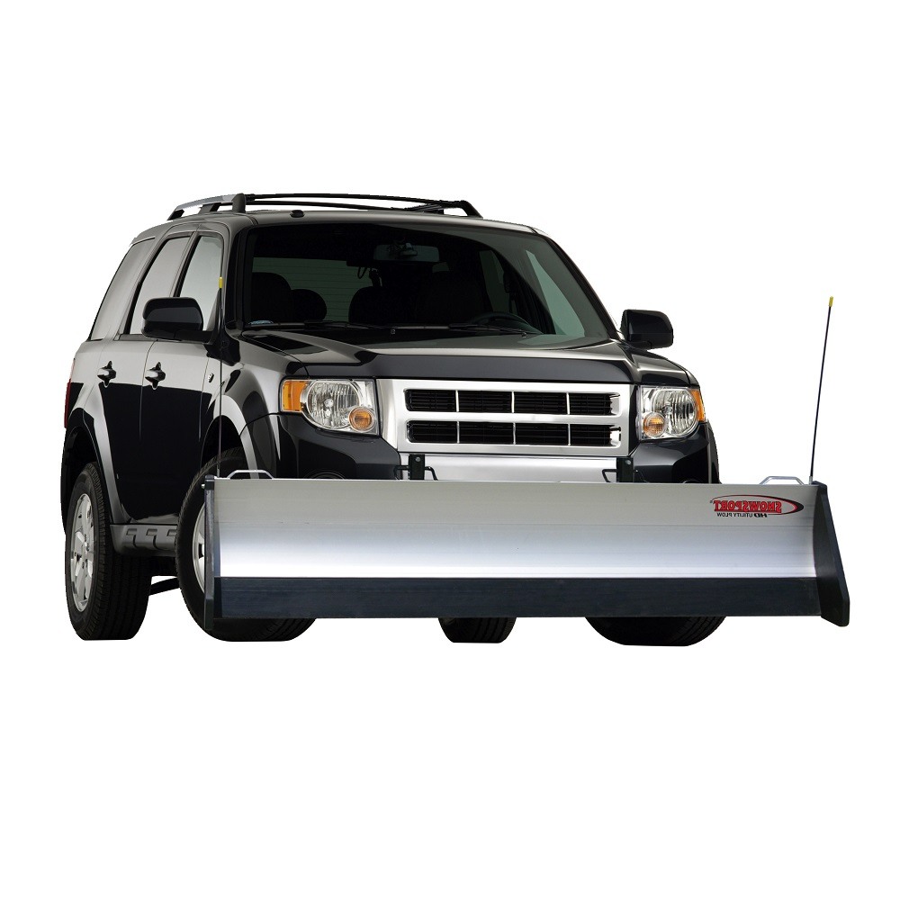 Dodge Ram 1500: SnowSport HD 8' Snow Plow For 2002-2005 Dodge Ram 1500 4WD