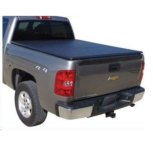 zmx tri fold tonneau cover for dodge ram 1500 2500 3500 6. Black Bedroom Furniture Sets. Home Design Ideas
