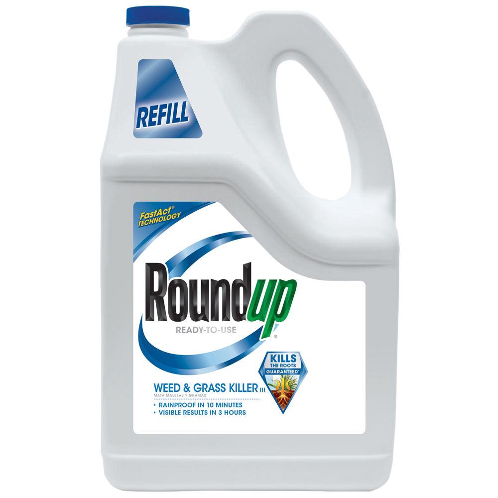 The Scotts Company Scotts Roundup 1.25Gal Pump N Go Weed & Grass Killer Refill at Sears.com