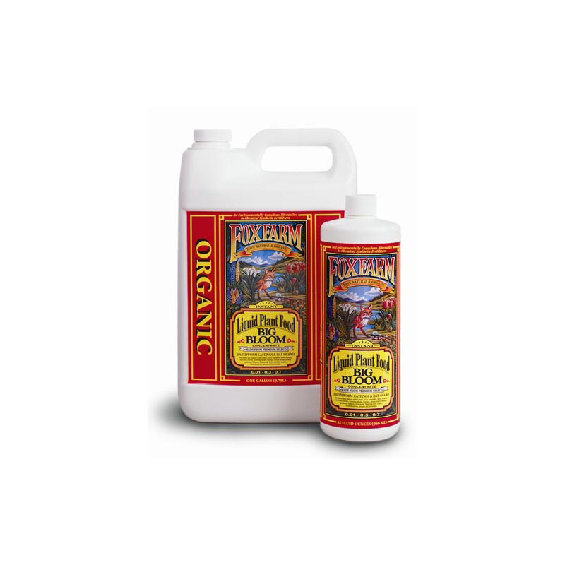 Fox Farm Big Bloom Liquid Plant Food, 1 quart at Sears.com