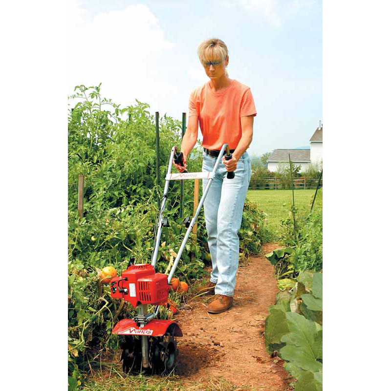 MANTIS 2-Cycle Tiller/Cultivator 7225 Gas Operated and Easy to Use at Sears.com