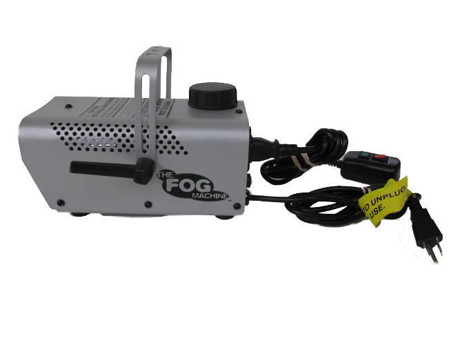 the fog machine solution