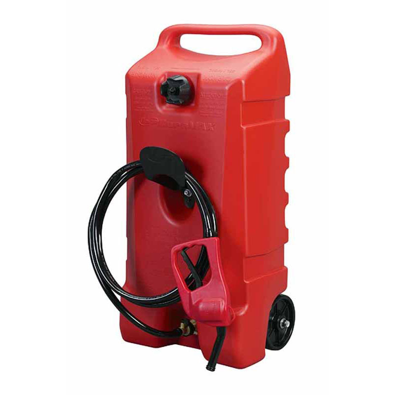 Moeller DuraMax Flo n' Go LE Fluid Transfer Pump and 14-Gallon Rolling Gas Can at Sears.com
