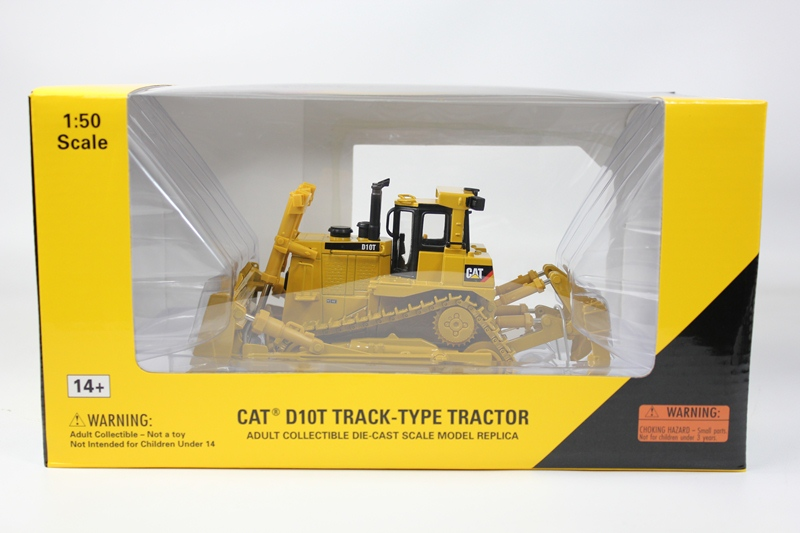 NORSCOT 55158 CAT D10T Dozer (Collector Version) 1:50 Scale at Sears.com
