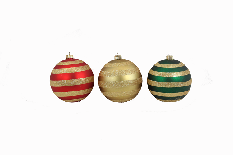 Sterling 120mm 3 ct. Shatterproof Ornaments at Sears.com
