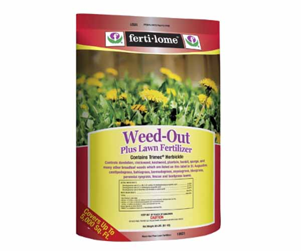 VPG Inc 20 lb. Weed-Out Weed Killer And Lawn Fertilizer 25-0-4 at Sears.com