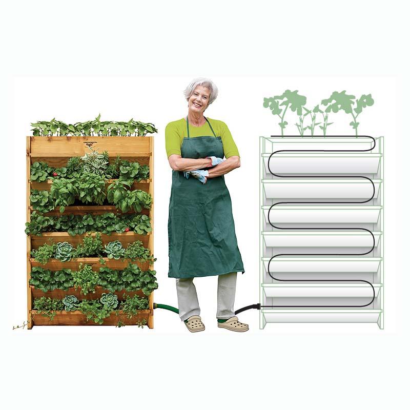 Gronomics Space Saving Vertical Garden