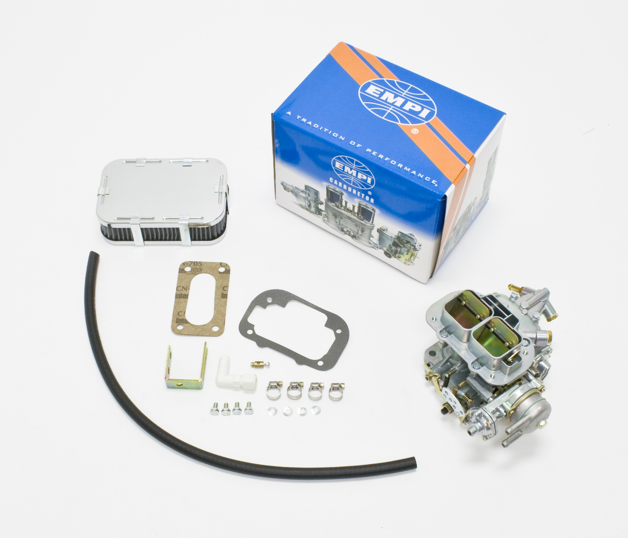EMPI 32/36A Carburetor Kit - Water Choke Fits BMW 68-76 2002 1970cc