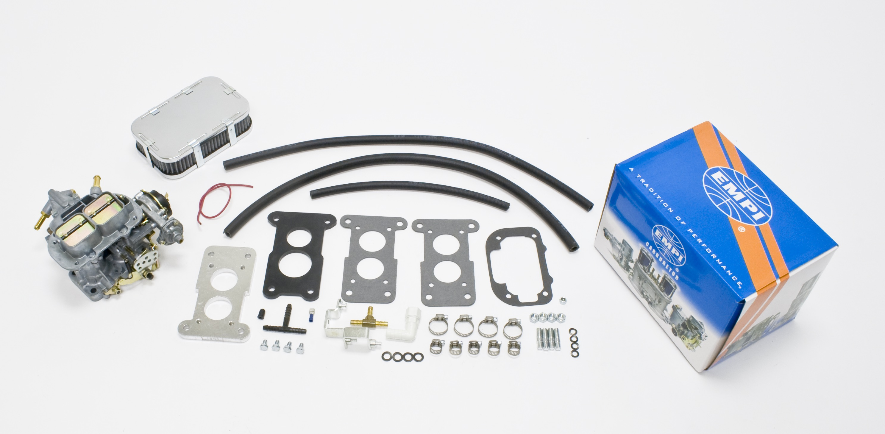EMPI 32/36E Carb Kit Jeep Cj Cherokee - 1980-83 151Ci 4 Cyl 2.5L (B)