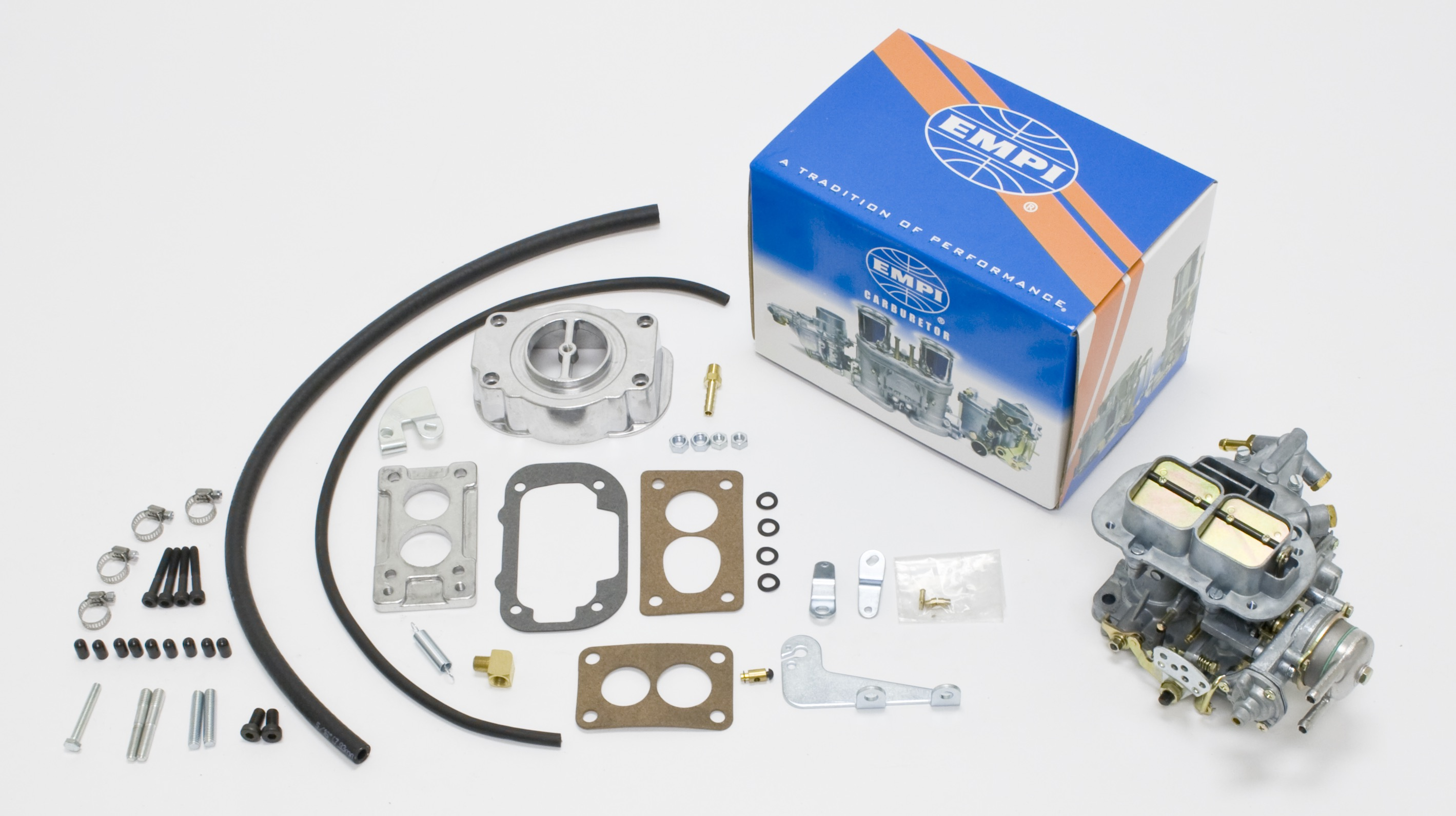 EMPI 32/36A Carburetor Kit Water Choke Fits Suzuki Samurai 86-89