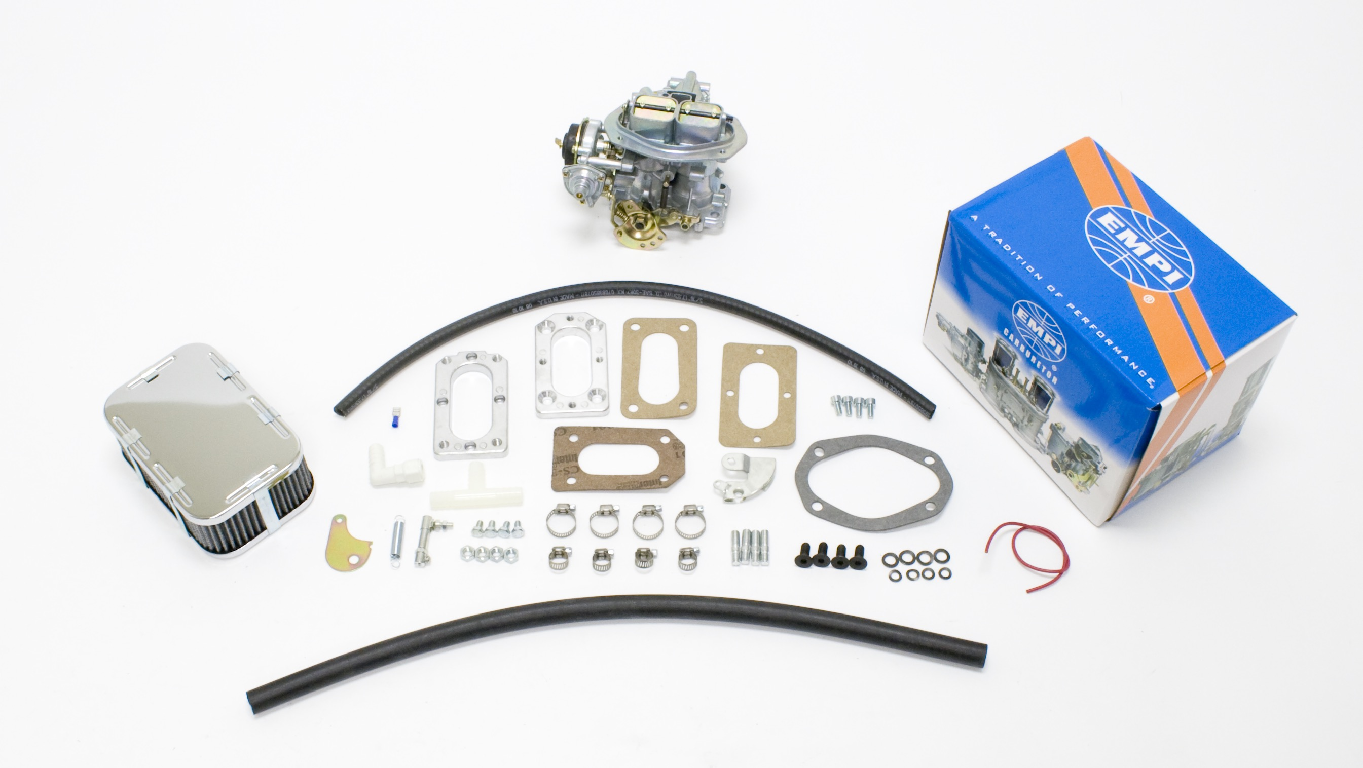 EMPI 32/36F Carb Kit Electric Fits Chrysler Plymouth Champ 1400/1600cc