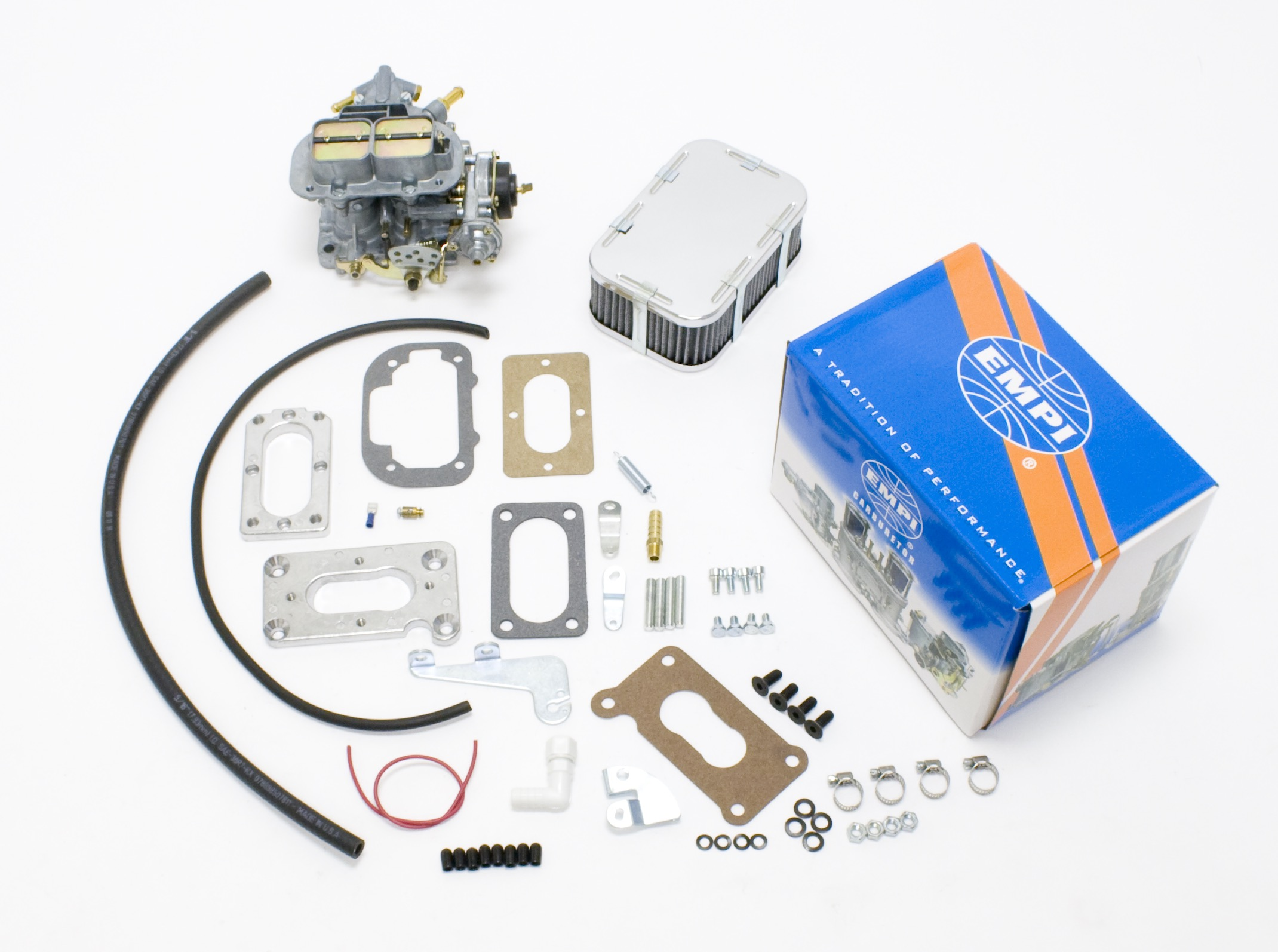EMPI 32/36E Carb Kit Electric Choke Fits Mazda 79-91 B2000 B2200 Pickup