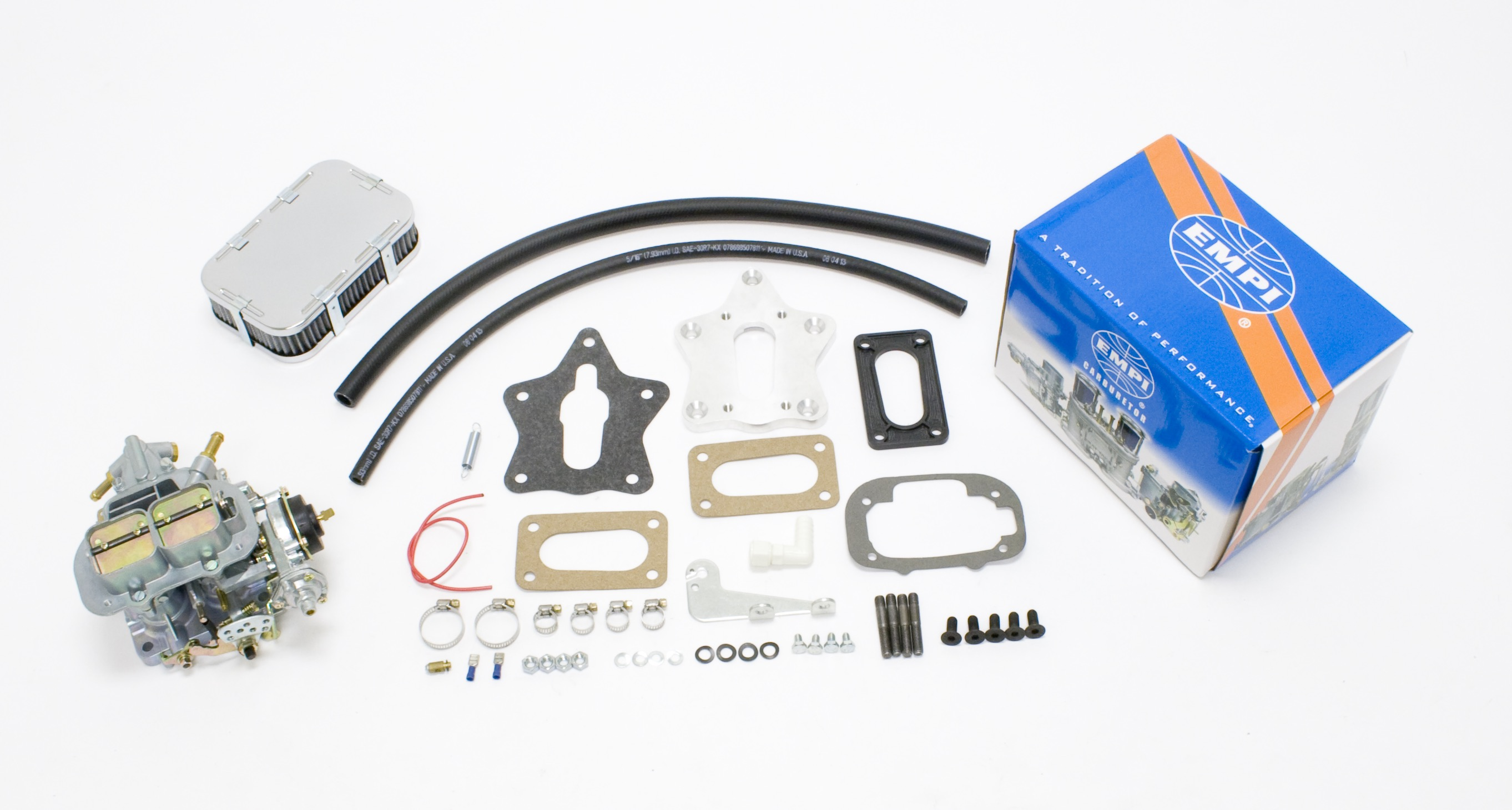 EMPI 32/36E Electric Choke Carburetor Kit Fits Honda 84-85 Accord Prelude1800cc