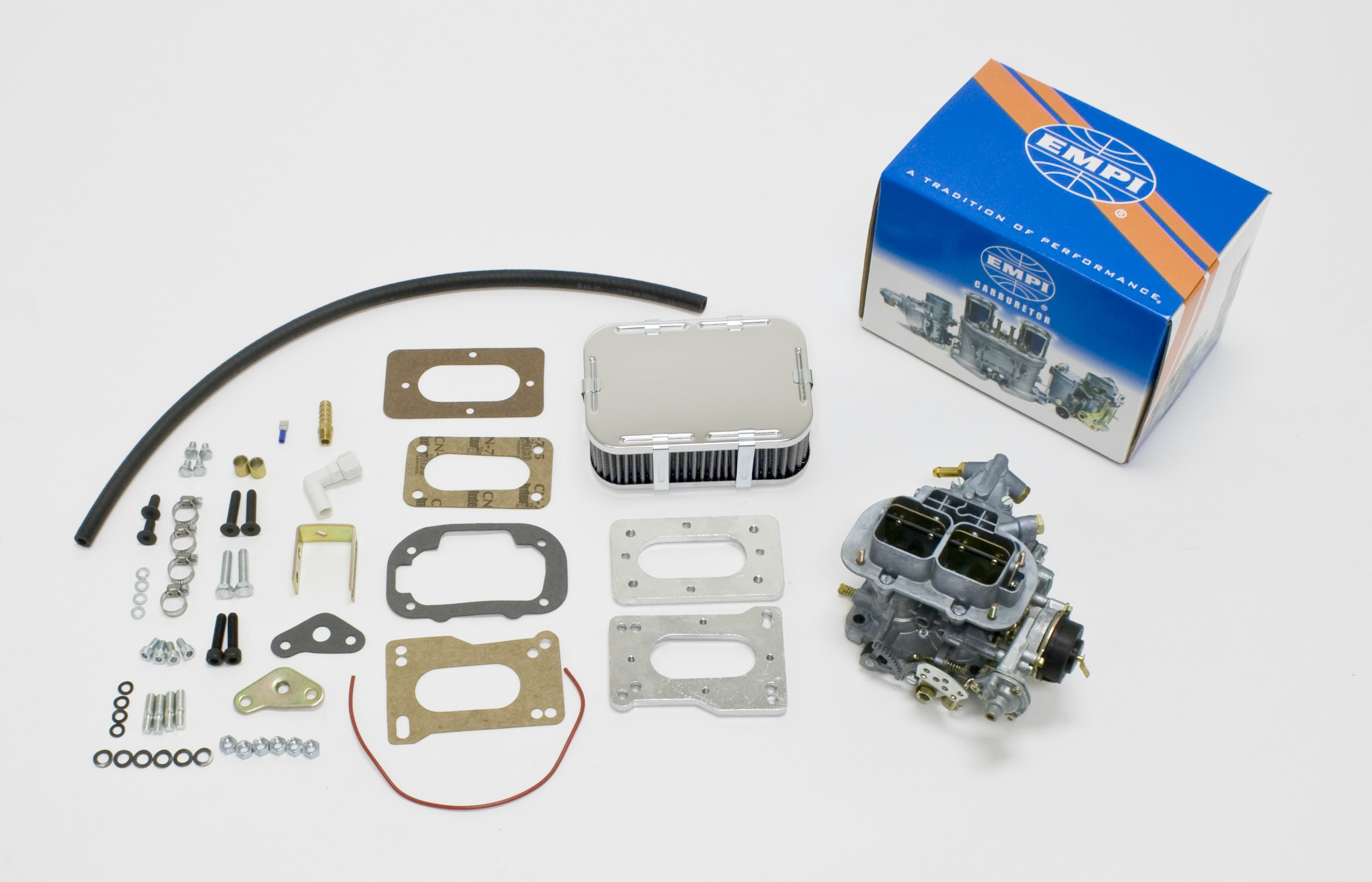 EMPI 38E Performance Carburetor Kit Fits Toyota Celica Pick-Up Corona 22R