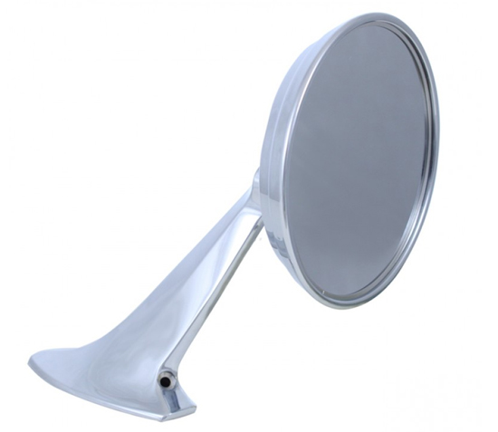 United Pacific 1965-66 Chevy Passenger Car Mirror, With Gasket, Right Side, Ea