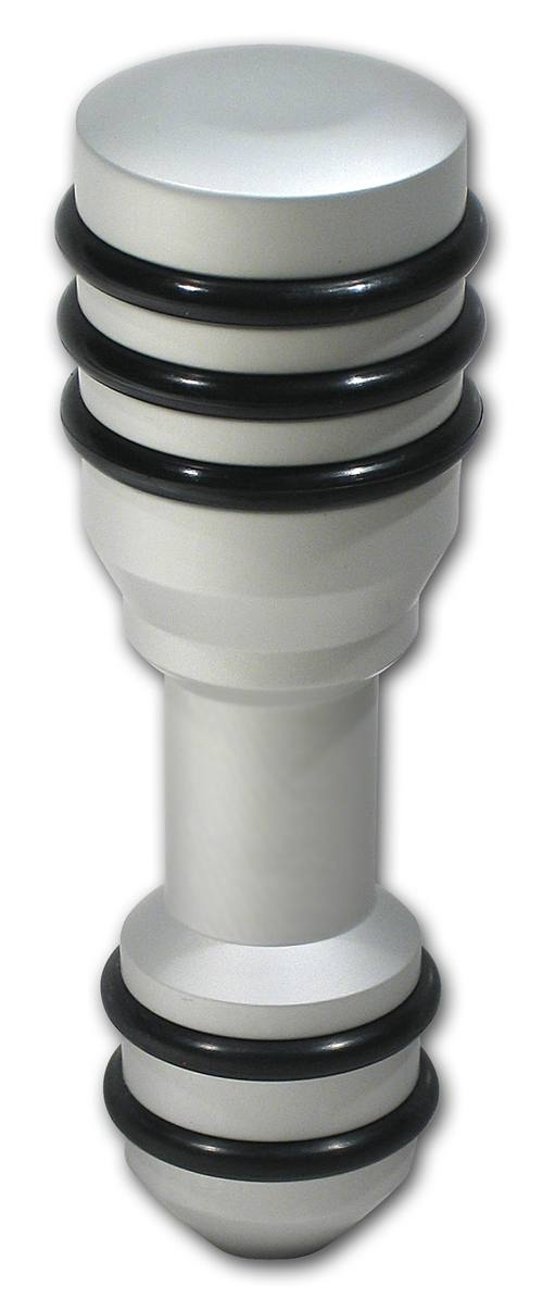 Pirate FJ0000SA 07-14 Toyota FJ Cruiser & 07-12 Tundra Silver Billet Shift Knob