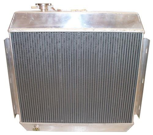 "1955-57 SB Chevy ""TRI-FIVE"" Aluminum Radiator"